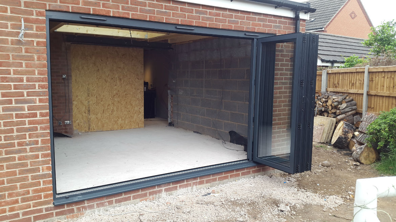 Pw Installations Bi Fold Doors