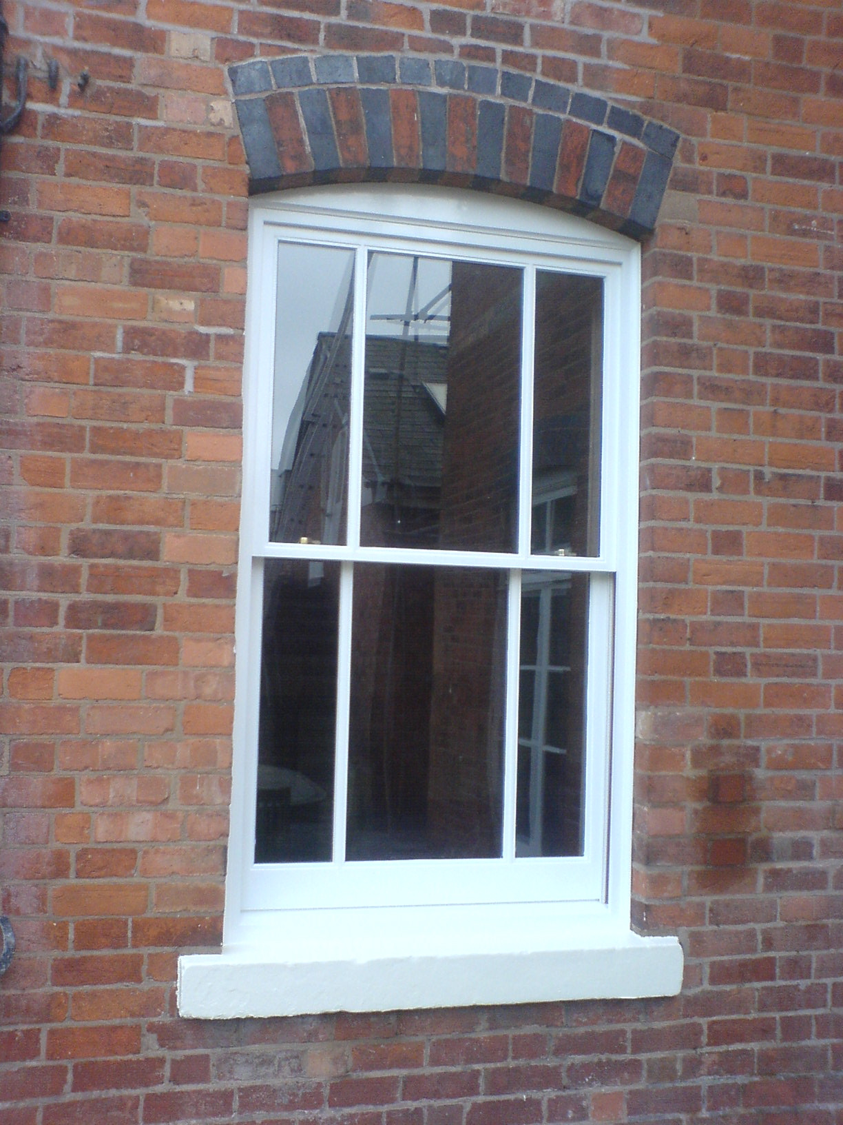 Craftsman Windows Exterior