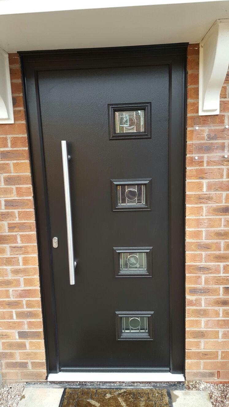 PW Installations - Composite Doors