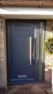 600 composite door Rugeley