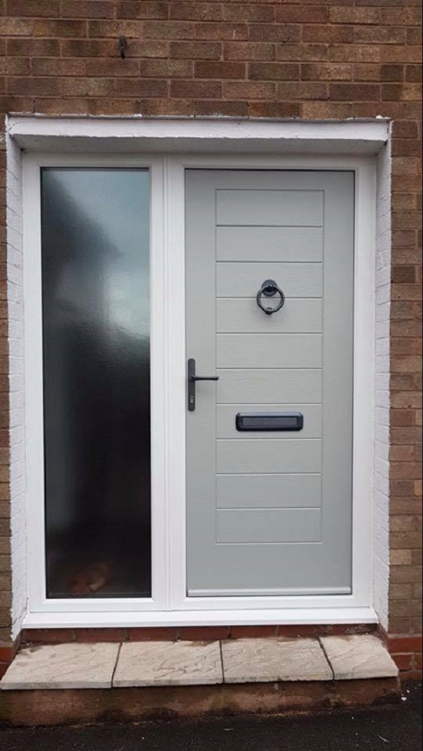 Composite Doors & PW Installations - Composite Doors