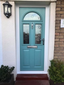 Composite Door Armitage 3