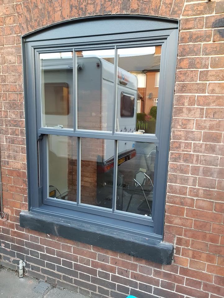 Pw Installations Sash Windows